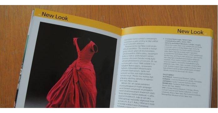 Móda v úžasném detailu. Recenze na knihu ...ismy: Jak chápat módu - uvod