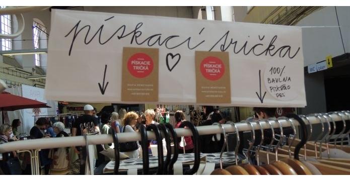 Holešovice Fashion Market opět o něco větší a lepší - uvod