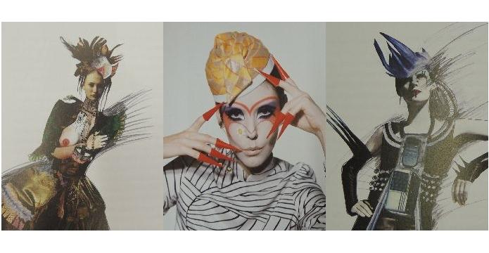 """Kniha mimo jiné o módních trendech, které nebyly """"v módě"""" - budizmoda"""