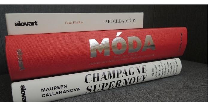 MÓDA: Nové čtení na dlouhá jarní odpoledne - knihy-uvod