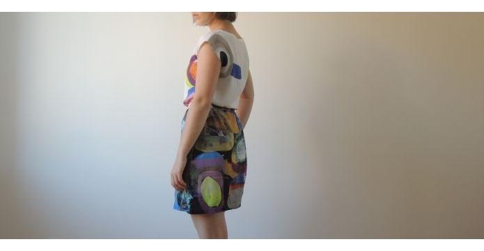 Šaty na léto z malířského plátna ušité - viskoza-saty-uvod