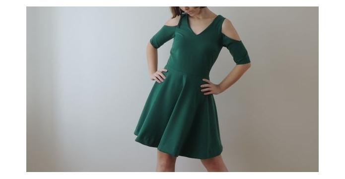 Zelené šaty - můj dosavadní majstrštyk - green-dress-uvod