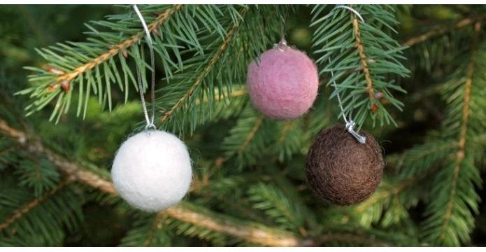 Vánoční stromové zdobeníčko - ozdoby