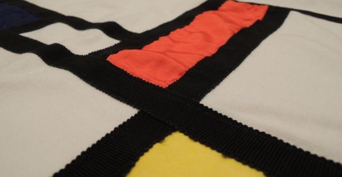 Vyzkoušela jsem z Burdy: Když Mondrian šije - mondrian
