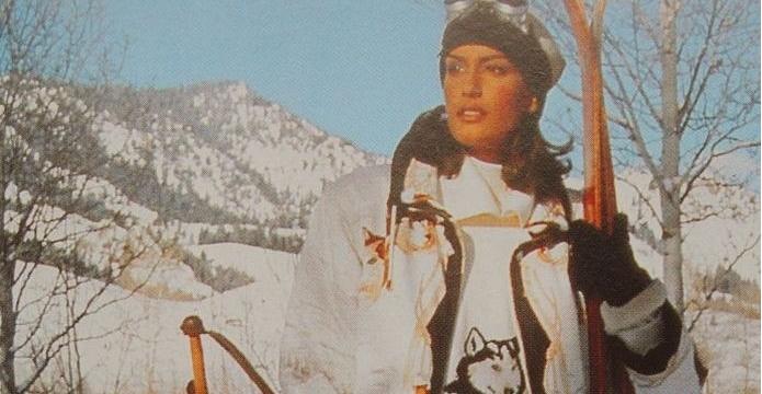 Zimní móda do města i na hory z roku 92' - zima3