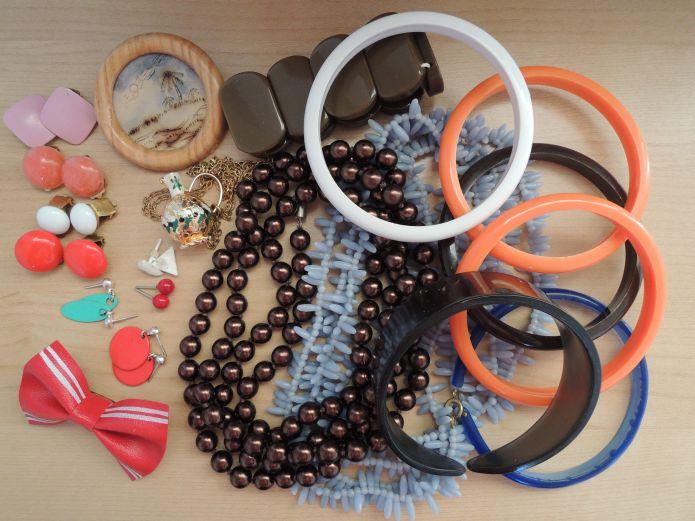 Vintage šperky
