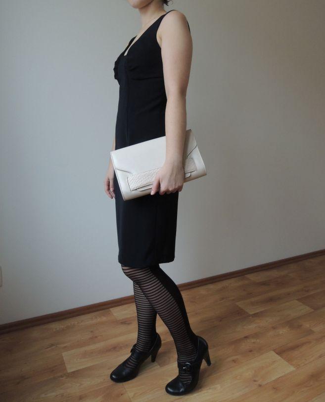 Malé černé šaty