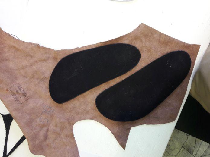 Ručně vyráběné sandále