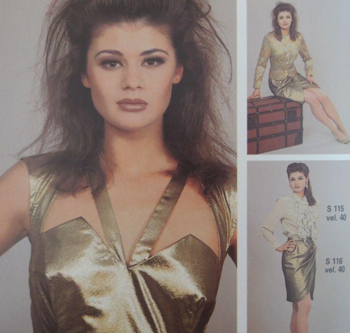 Zlaté šaty