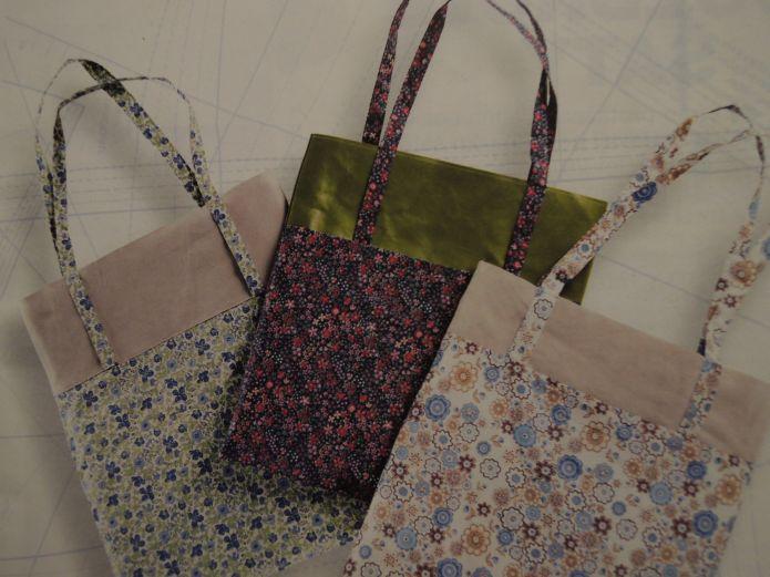 Kurz šití tašky